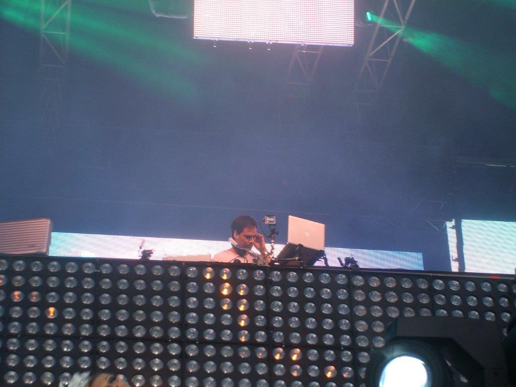 DJ Daniel Fischer