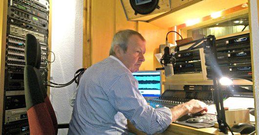 Dave Colman im Applestudio Köln