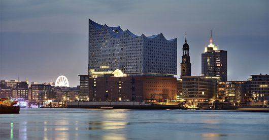 Hamburger Elbphilharmonie (Bild: © Ralph Larmann)