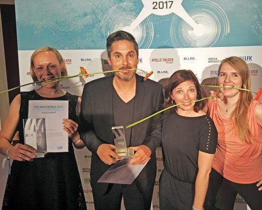 Marie-Christine Duvernoy, Oliver Ostermann, Nadja Gontermann, Julia Heile (Bild: ©antenne 1)
