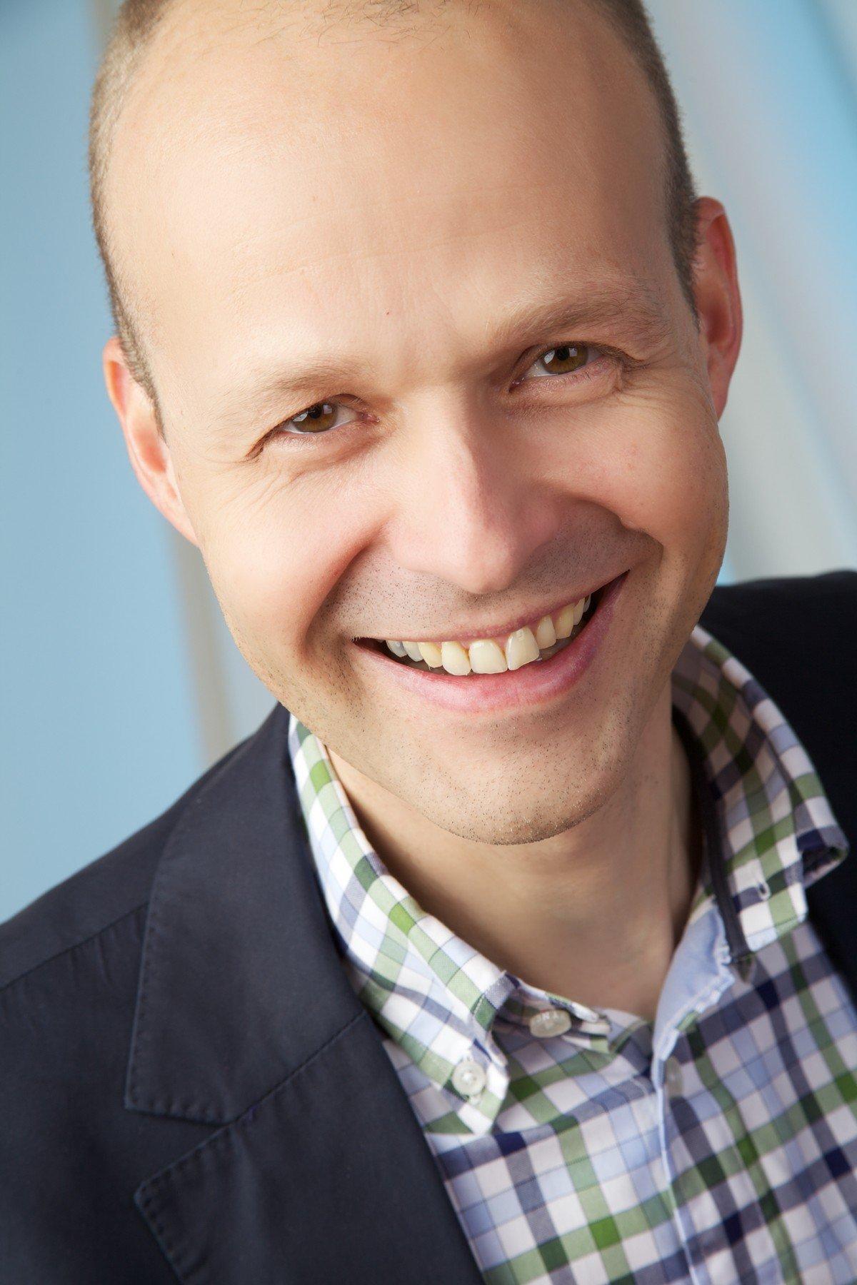 Matthias Gerwinat ( Bild: Digitalradio Östereich)