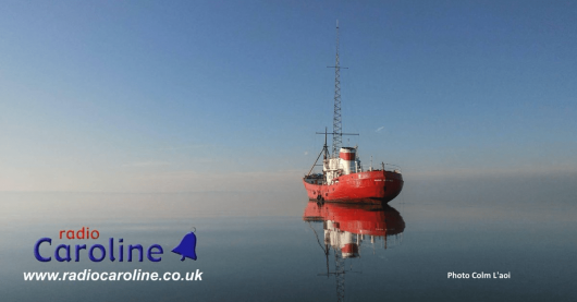 Radio Caroline-schiff Ross Revenge (Bild: Colm L'aoi)