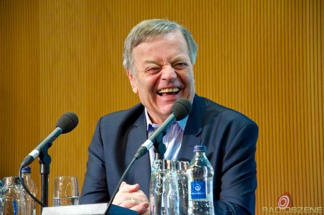 Tony Blackburn, Radiodays Europe 2014 (Bild: Ulrich Köring/RADIOSZENE)