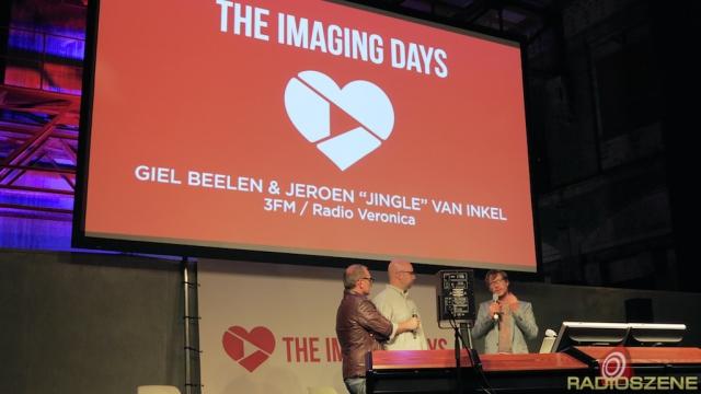 Jeroen van Inkel (Veronica NL), Ryan Drean (Ryan On The Radio USA), Giel Beelen (3FM NL)
