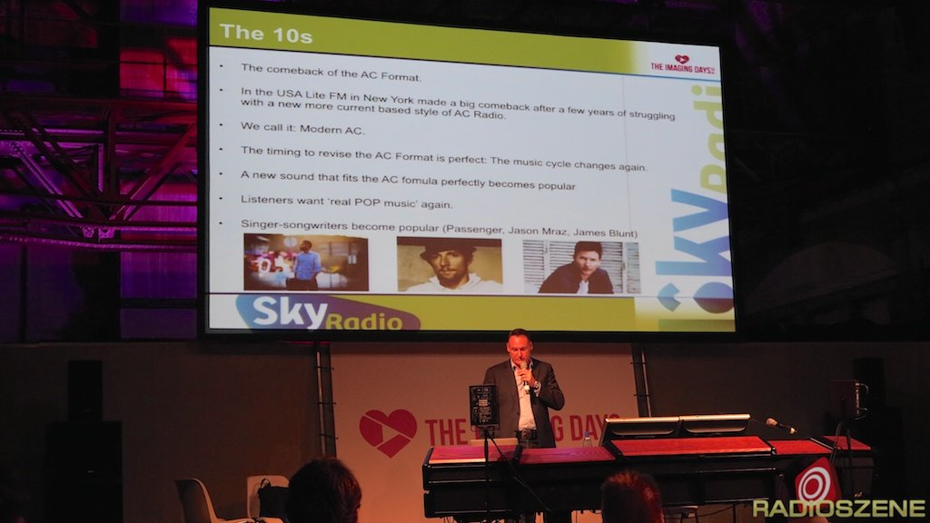 Uunco Cerfontaine (Sky Radio NL)