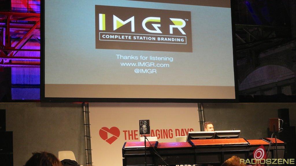IMGR-Produzent George Taylor (Wise Buddah)