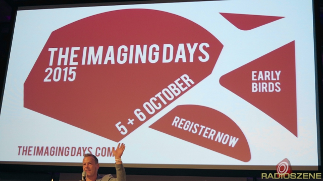 Anthony Timmers freut sich auf THE IMAGING DAYS 2015