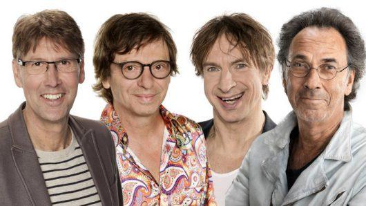 Purple Schulz, Peter Grossmann, Ingolf Lück und Hugo Egon Balder (Bild: ©WDR)