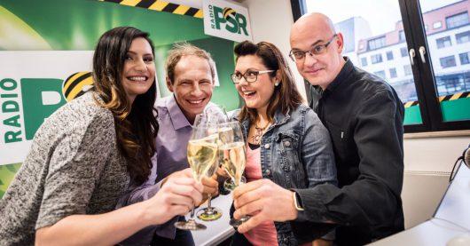 Steffen-Lukas-Show feiert 25 Jahre PSR (Bild: ©PSR)
