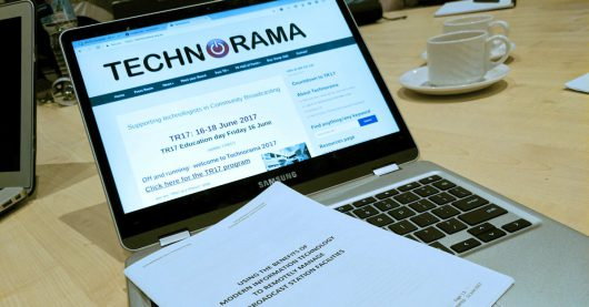 Technorama (Bild: ©James Cridland)