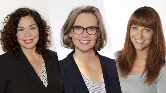 Martina Emmerich, Steffi Schmitz und Carina Vogt (Bild: ©WDR/Fürst-Fastré/Boxberg/Kianmehr)