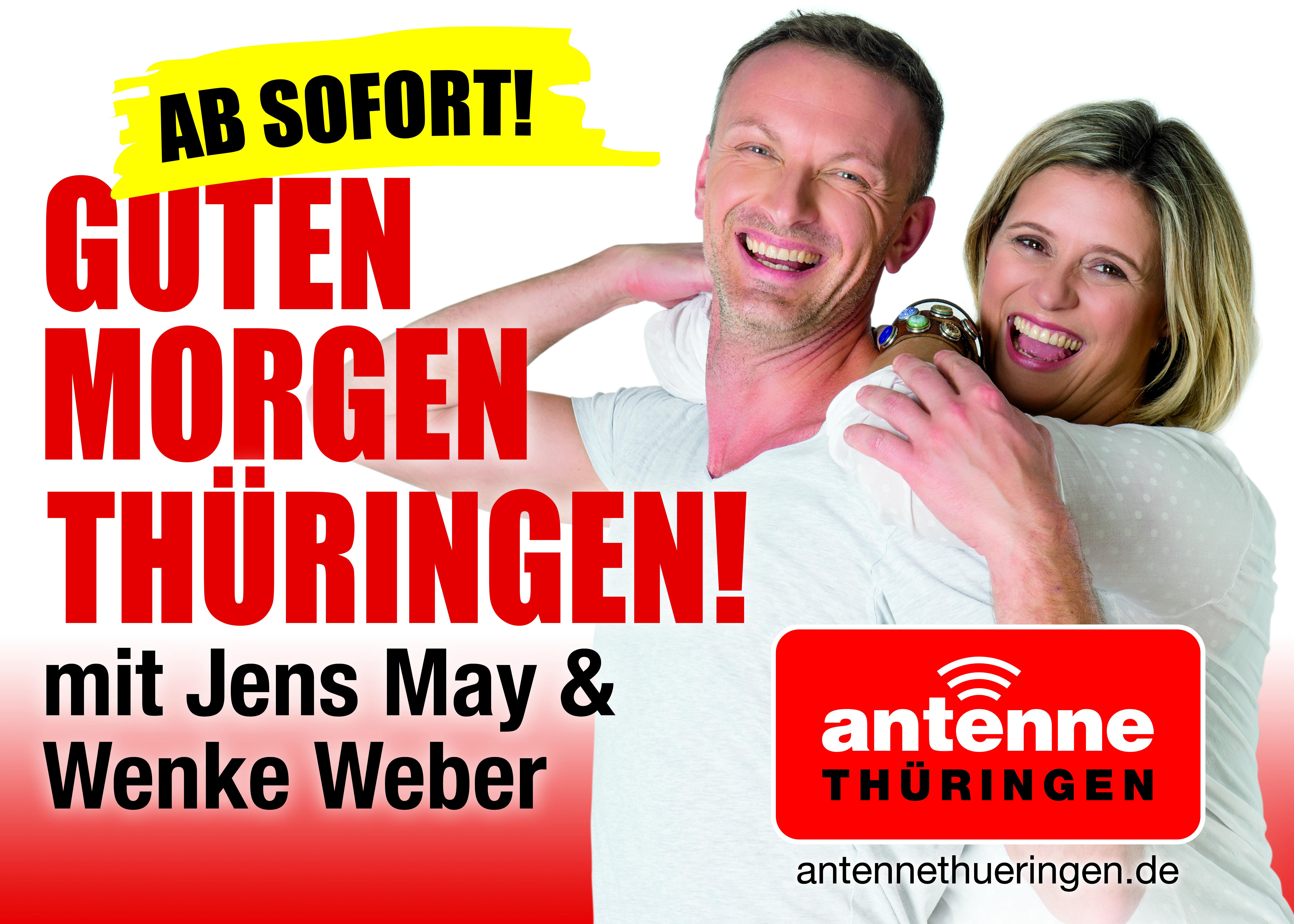 Wenke Weber Zurück Bei Antenne Thüringen