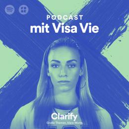 Clarify-Podcast-Cover (Bild: ©Spotify)