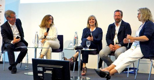 Viktor Worms, Carmen Schmalfeldt, SIna Peschke, Robert Kratky, Inge Seibel (Bild: @Ulrich Köring/RADIOSZENE)
