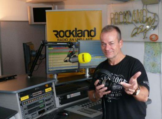 ROCKLAND-Moderator Ted Stanetzky (Bild: radio SAW)