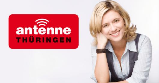 Wenke Weber (Bild: ANTENNE THÜRINGEN)