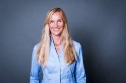 Ina Tenz, Programmdirektorin und Geschäftsleitung Content