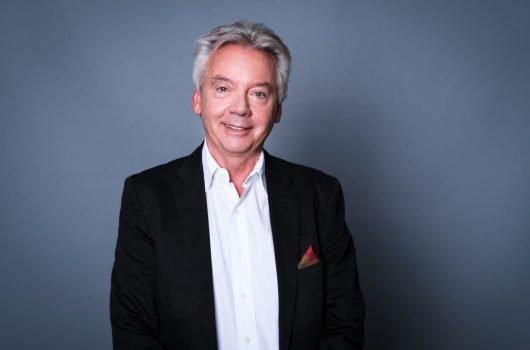 Karlheinz Hörhammer, Vorsitzender der Geschäftsführung
