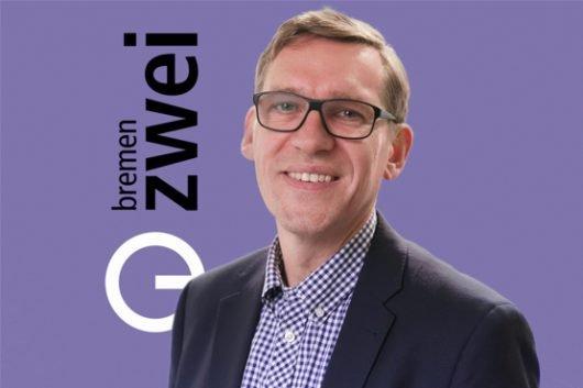 Bremen Zwei-Programmchef Karsten Binder (Bild: Radio Bremen/Leonard Rokita)