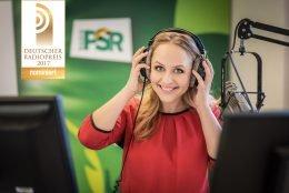 Henriette Fee Grützner ist nominiert für den Radiopreis (Bild: © Deutscher Radiopreis)