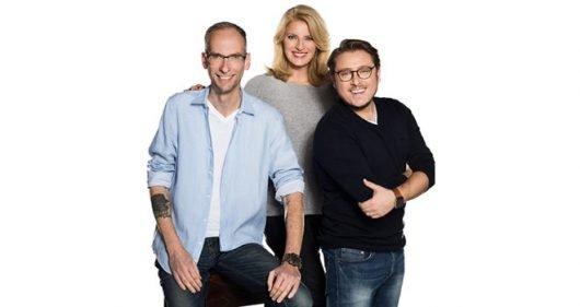 Mission Aufstehen! Die Radio Hamburg Morningshow (Bild: Adele Marschner / Radio Hamburg)