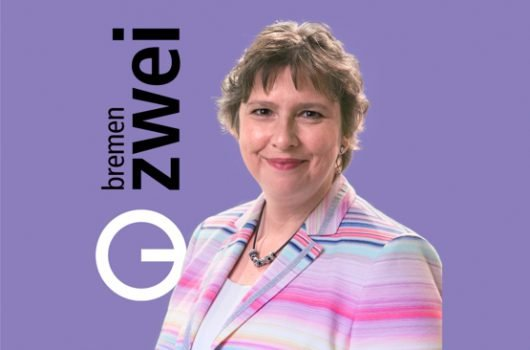Bremen Zwei-Programmchefin Dr. Nicole Nelhiebel (Bild: Radio Bremen/Leonard Rokita)