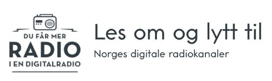 Digitalradio Norwegen