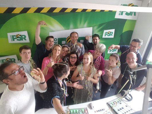 RADIO PSR Team (Bild: Radio PSR)
