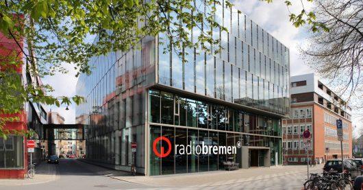 Radio Bremen Funkhaus Diepenau (Bild: Radio Bremen / Martin von Minden)
