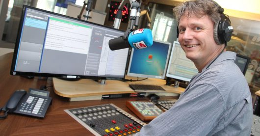 Dirk Rosenberg (Bild: Radio Brocken)