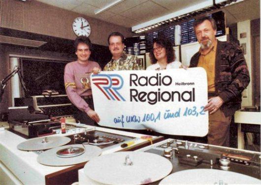 Radio Regional-Sendestart