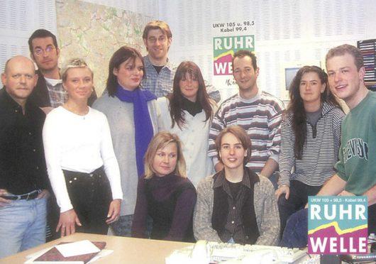 Team der Ruhrwelle Bochum (Bild: Radio Bochum)