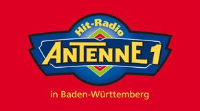 Altes Hitradio antenne 1-Logo vor 2011