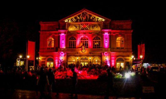 New Pop Theater Baden Baden (Bild: SWR3)