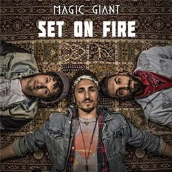 Magic Giant Cover