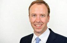 Rt Hon Matt Hancock MP, Minister of State for Digital, Department for Digital, Culture Media & Sport (Foto GOV.UK)