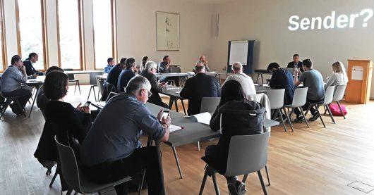 Medientreff NRW 2017: Workshop mit Michael Mennicken (Bild: Sascha Fobbe)