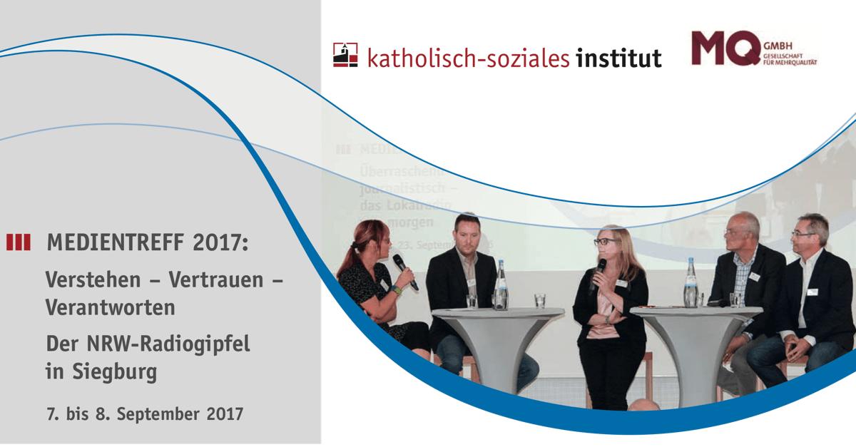 Medientreff NRW 2017