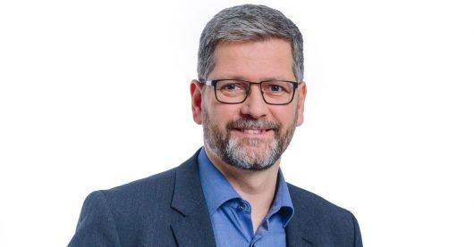 Neuer RADIO SALÜ Geschäftsführer Michael Mezödi. (Foto: Thomas Niedermüller)