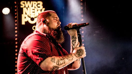 """Rag'n'Bone Man beim """"SWR3 New Pop Festival"""" im Kurhaus Baden-Baden (Bild: obs/SWR - Südwestrundfunk/David Nonnenmacher)"""