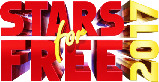 Stars for Free 2017