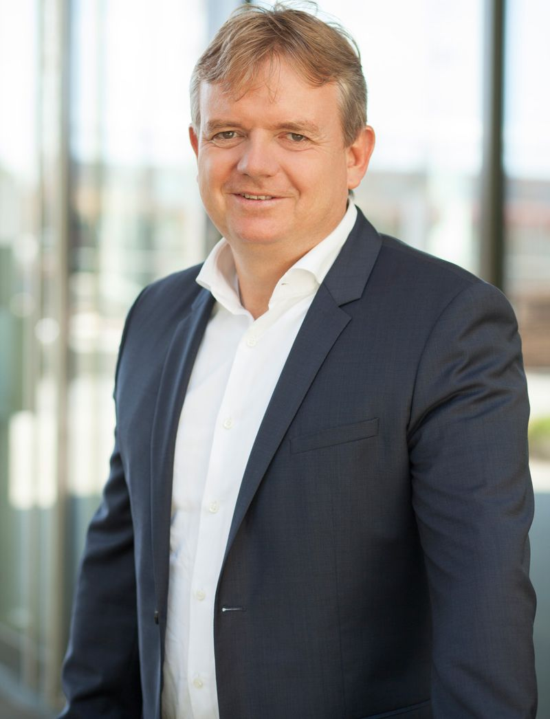 Wolfgang Breuer, CEO MEDIA BROADCAST