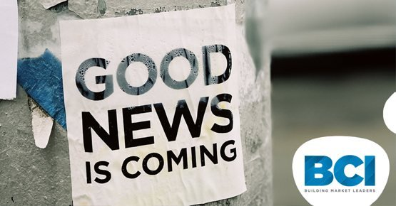 BCI-Workshop Good News is coming