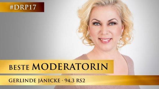 Gerlinde Jänicke (Bild: ©Deutscher Radiopreis)