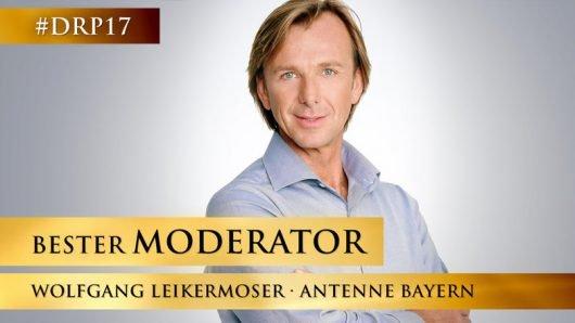 Wolfgang Leikermoser (Bild: Deutscher Radiopreis)