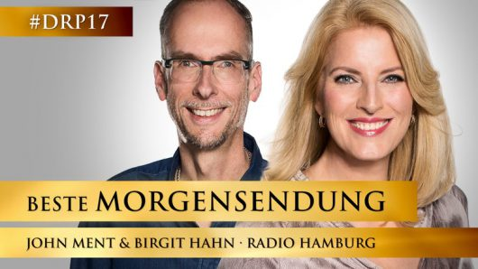 Beste Morgensendung 2017 (Bild: Deutscher Radiopreis)