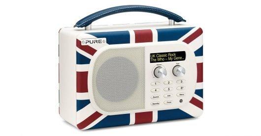 Pure Digital Radio Großbritannien (BIld: Pure International Limited)