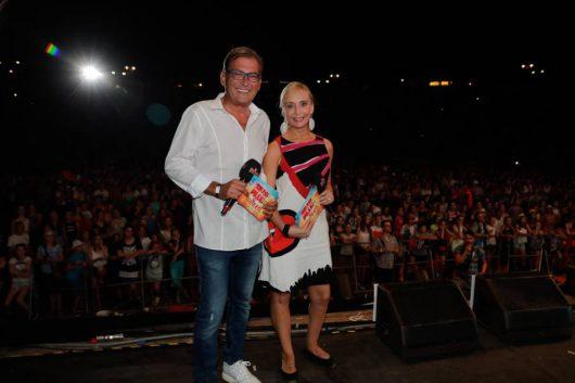 Arno Müller und Katja Desens (Bild: 104.6 RTL)