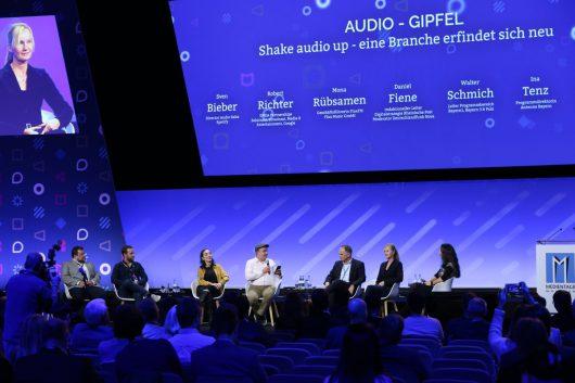 Audiogipfel 2017 (Bild: MEDIENTAGE MÜNCHEN)