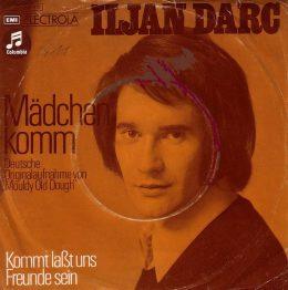 """Gerd Leienbach 1. Single: """"Mädchen komm"""""""